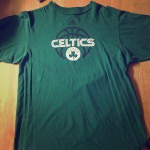 Adidas Boston Celtics Tee